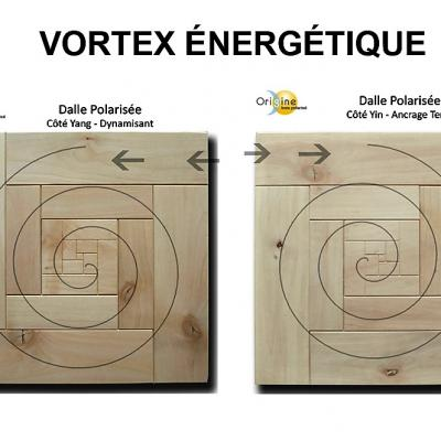 Dalle energetique vortex bis