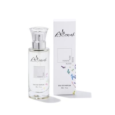 Eau de parfum blanc 1