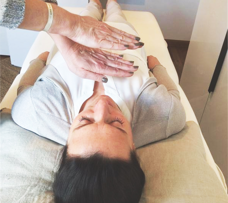 Methode reiki