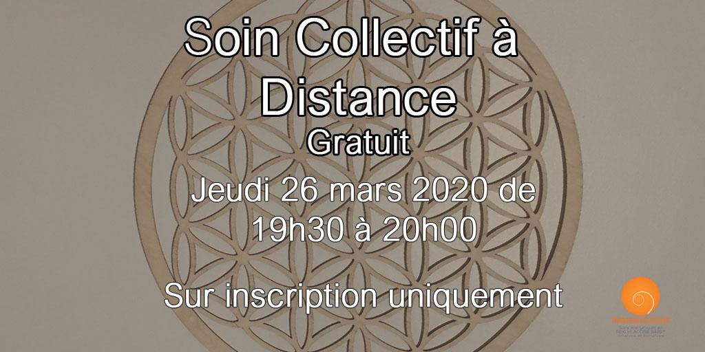 Soin collectif 26 mars 2020